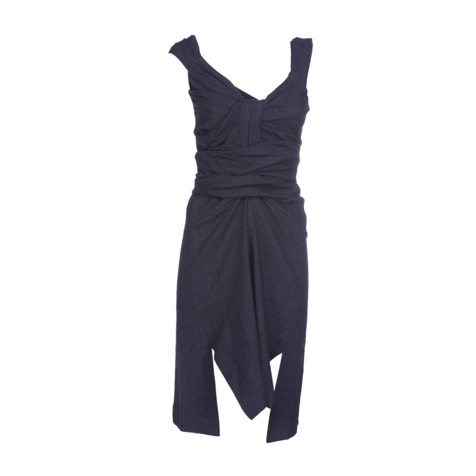 Isabel Marant Draped Twist Dress