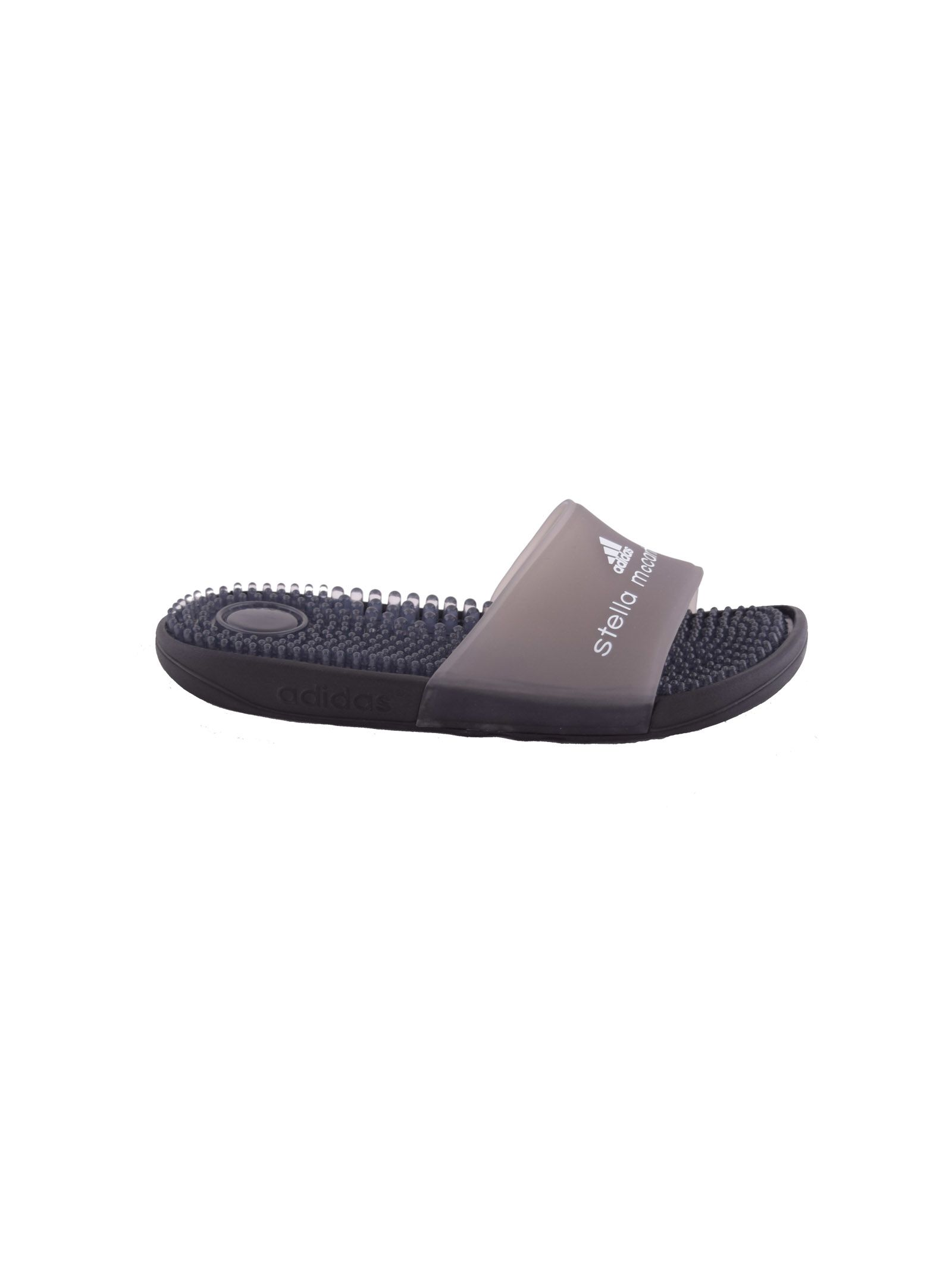 Adidas By Stella Mccartney Massage Nubs On Footbed Sliders