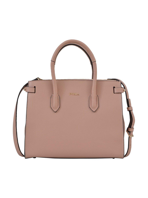 Furla Light Pink Handbag
