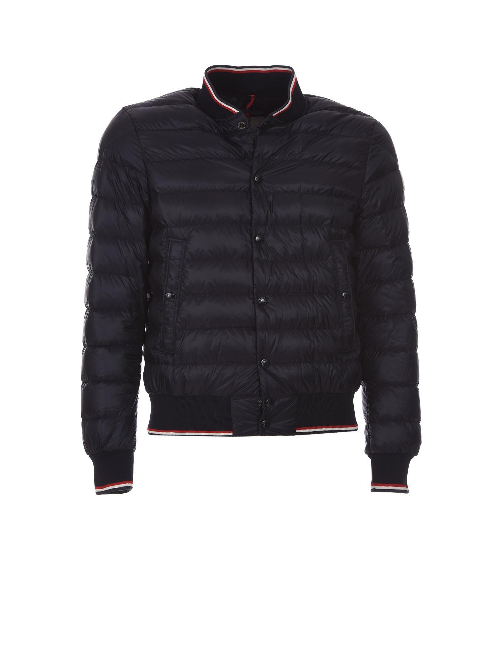 Moncler Blue Aubry Jacket