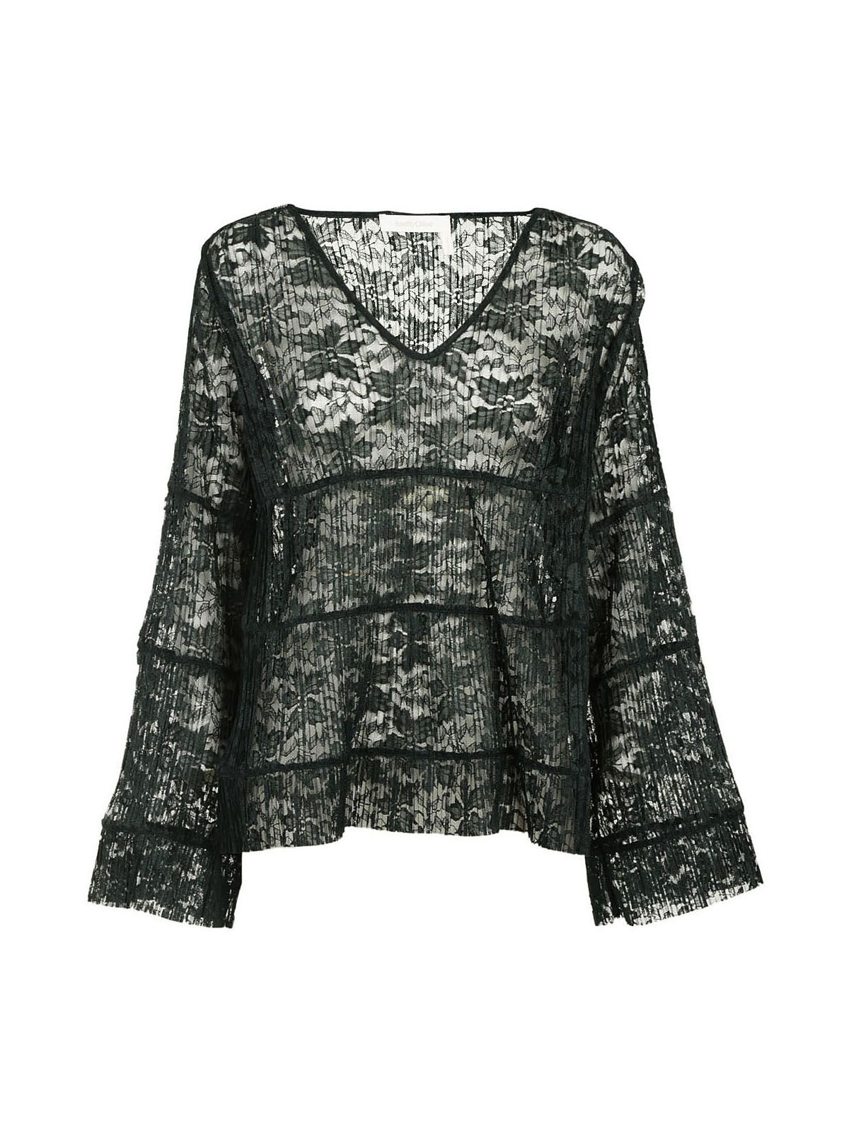 See By Chlo? Lace Blouse