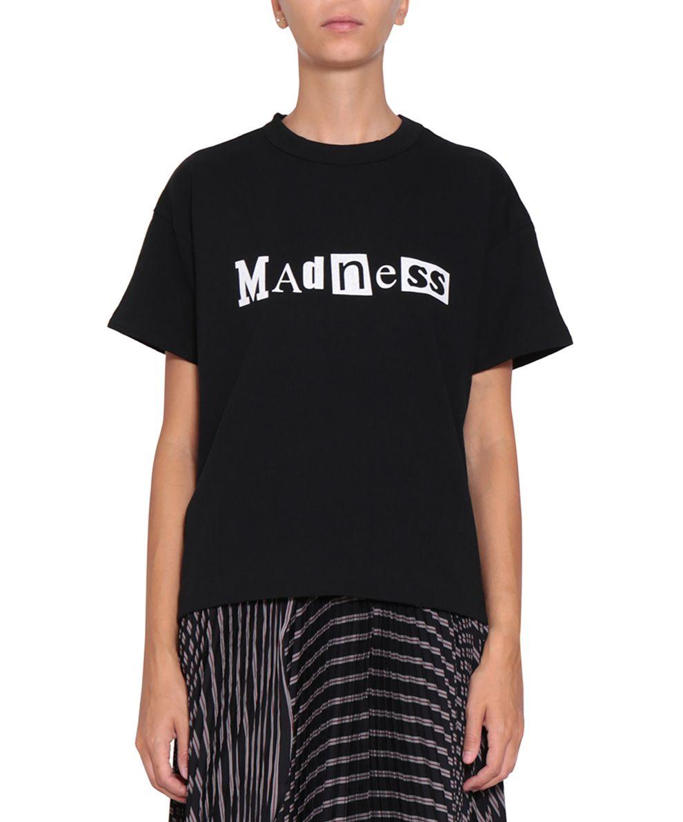 Sacai Madness Cotton T-shirt