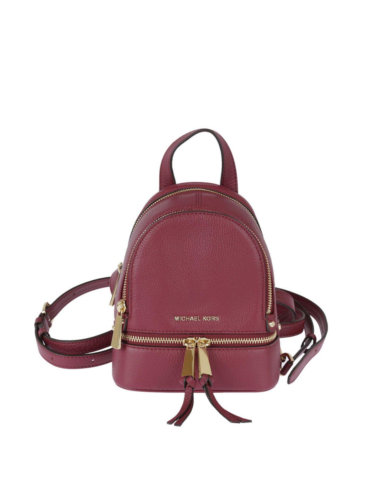 Michael Kors Convertible Backpack