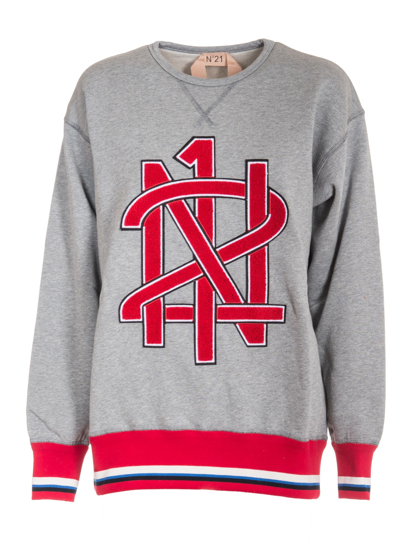 N.21 Branded Sweatshirt