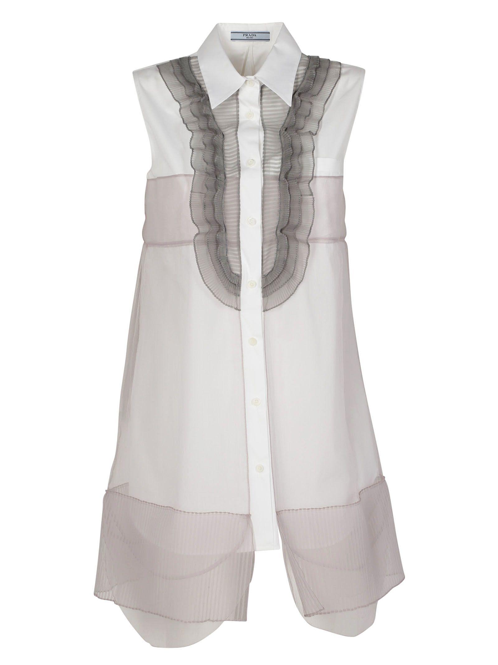 Prada Long Shirt