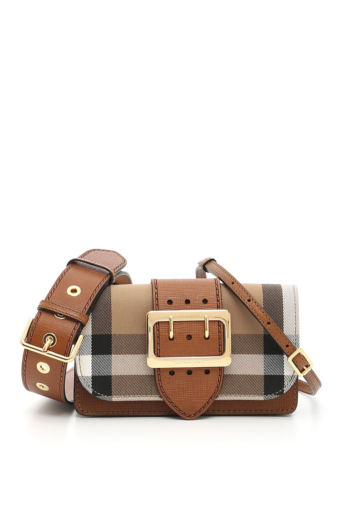 The Small Buckle Bag