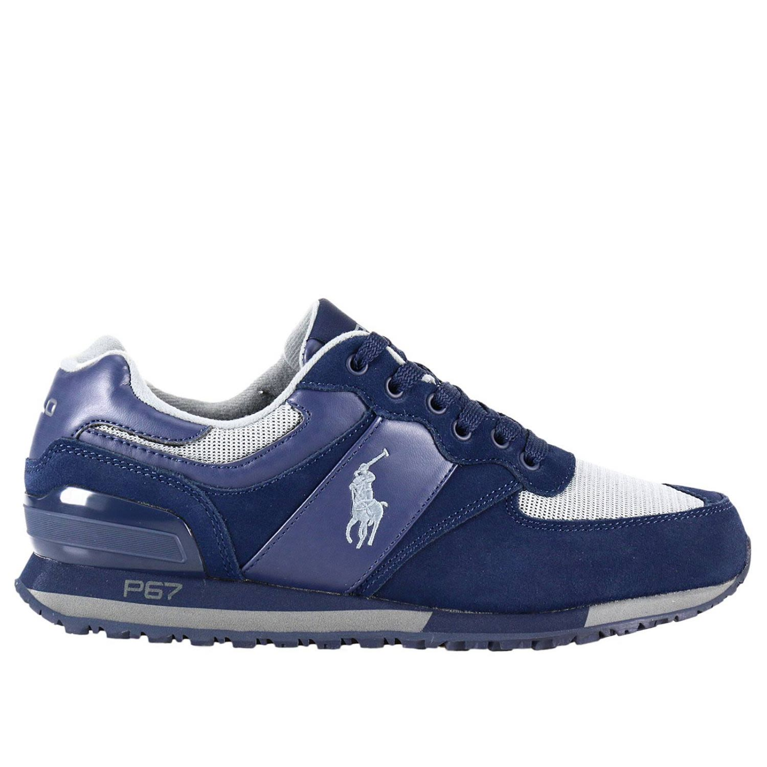 Sneakers Shoes Men Polo Ralph Lauren
