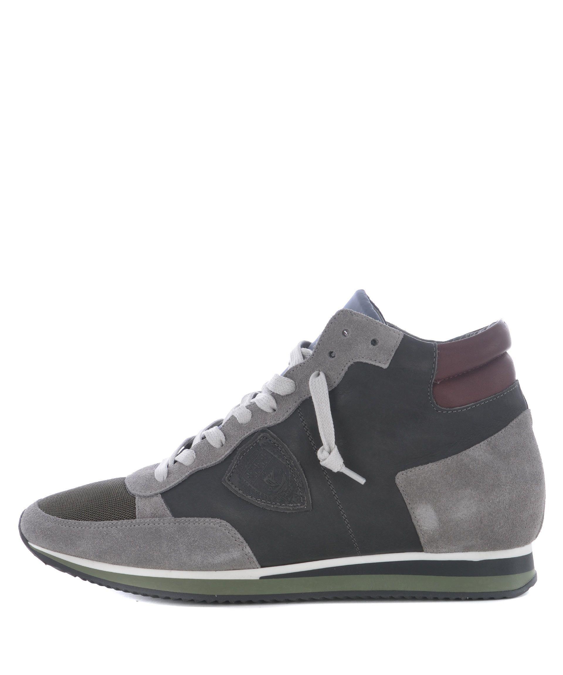 Philippe Model Tropez Hi-top Sneakers