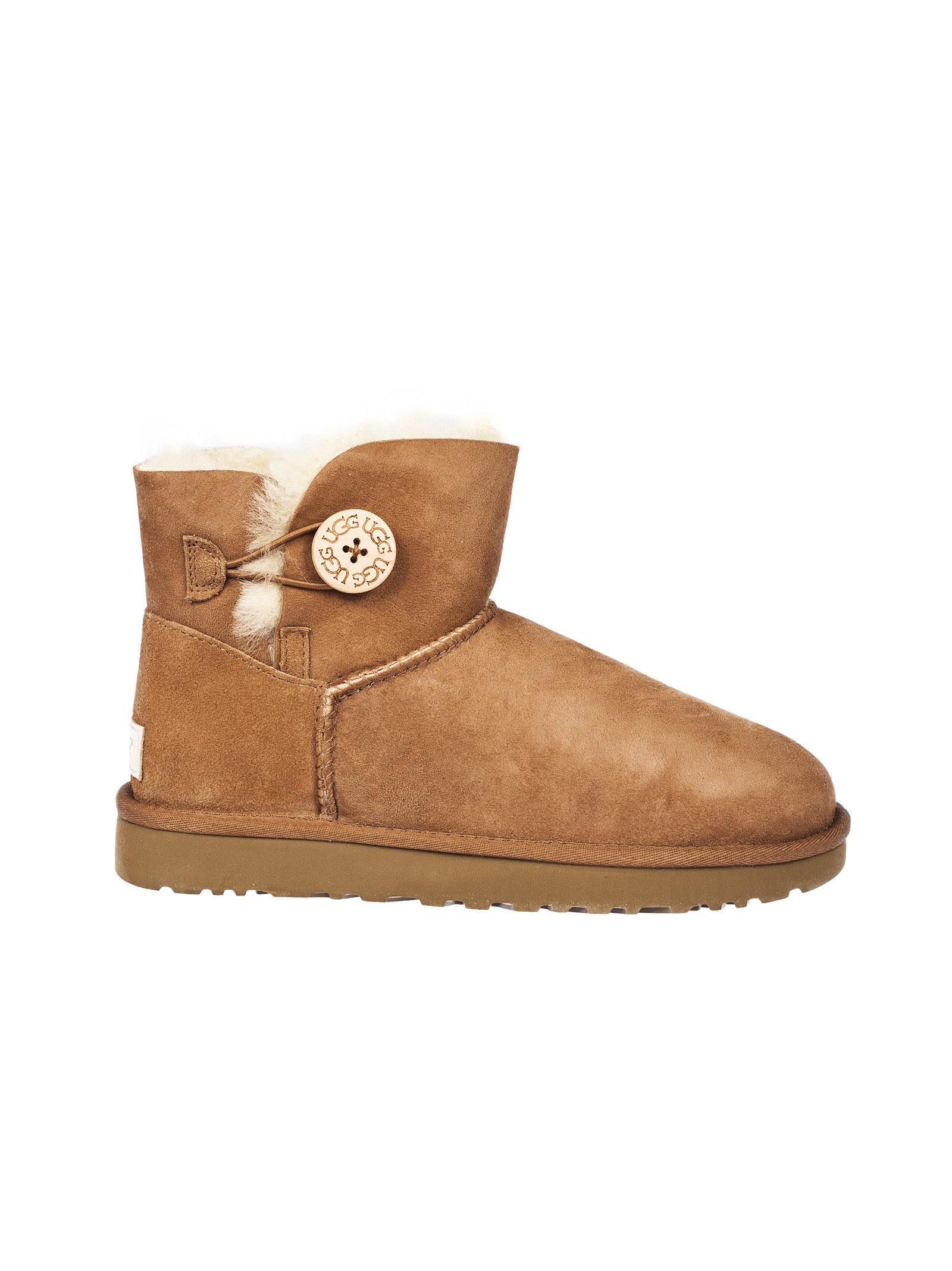 Ugg Mini Bailey Button Ii Boots