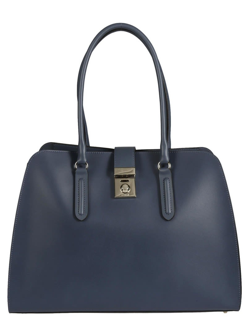 Furla Structured Tote