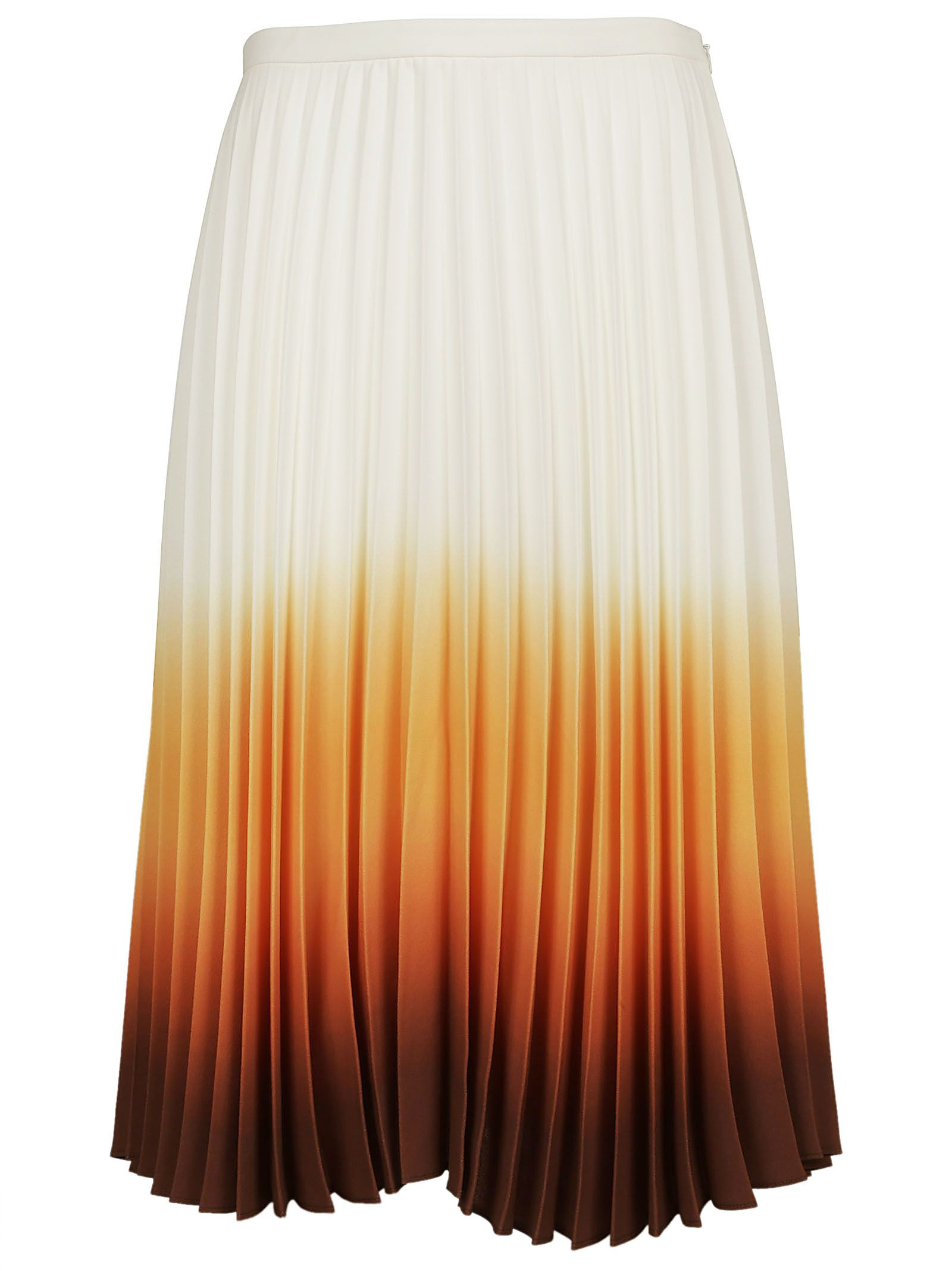 J.w. Anderson Ombr? Pleated Skirt