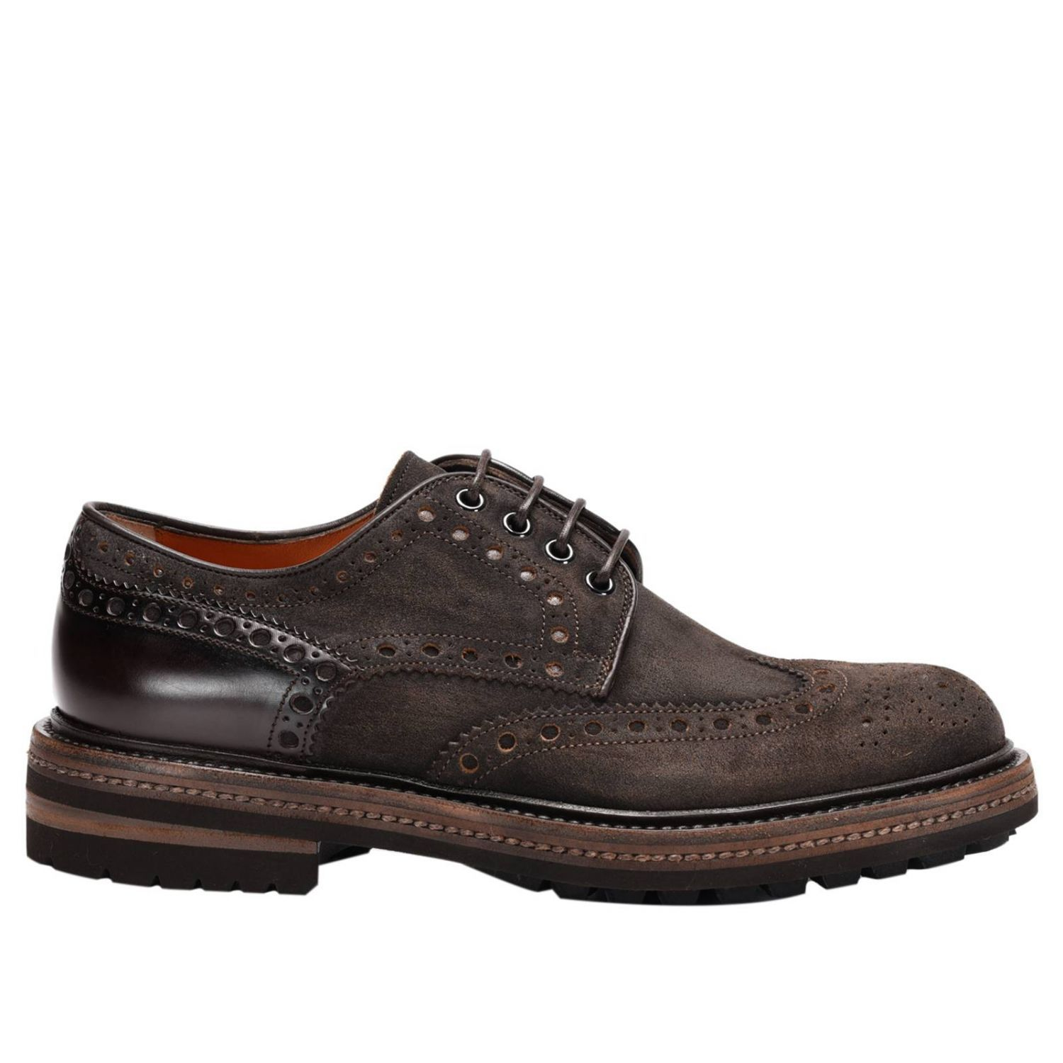 Brogue Shoes Shoes Men Santoni