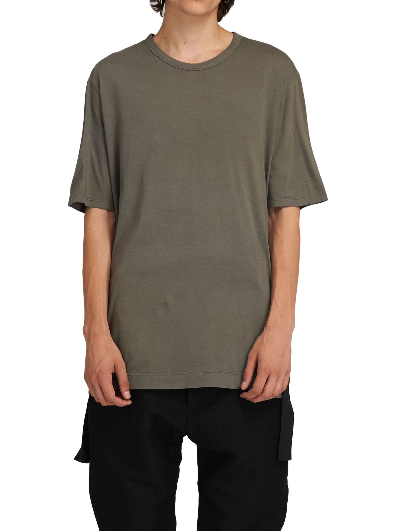 Lost & Found Olive T-shirt In Cotton