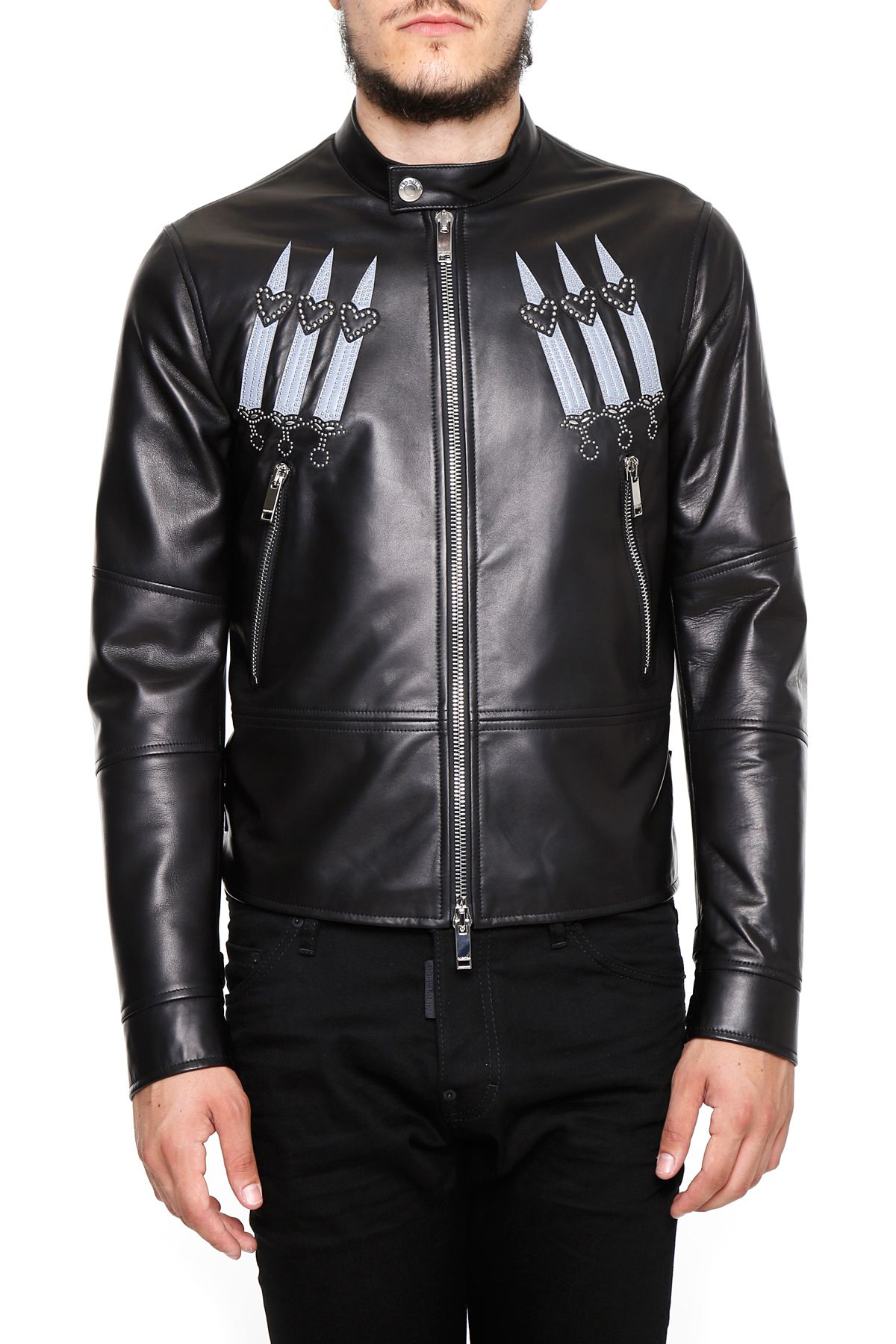 Loveblade Leather Jacket