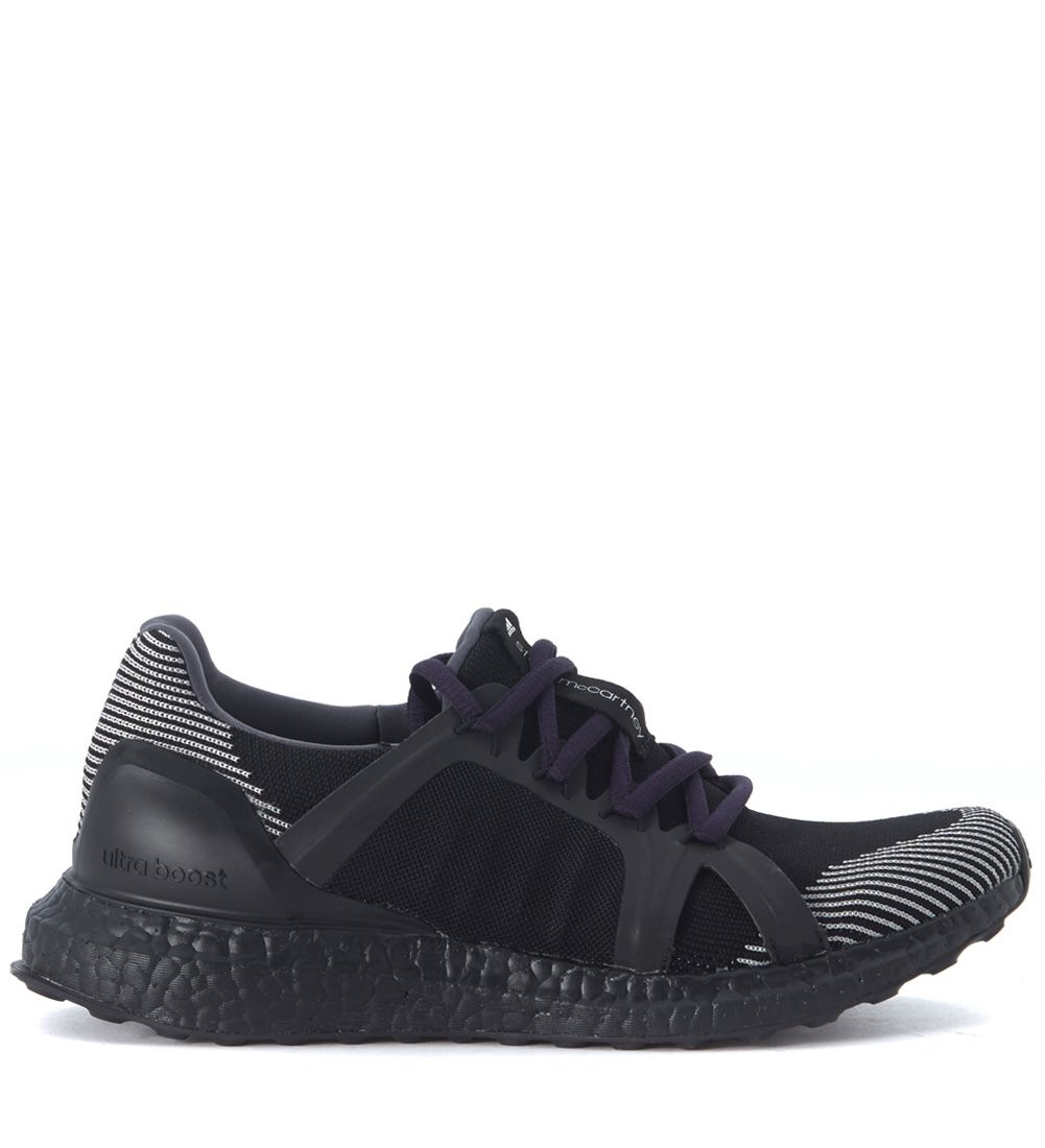 Adidas By Stella Mccartney Ultra Boost Black Sneaker