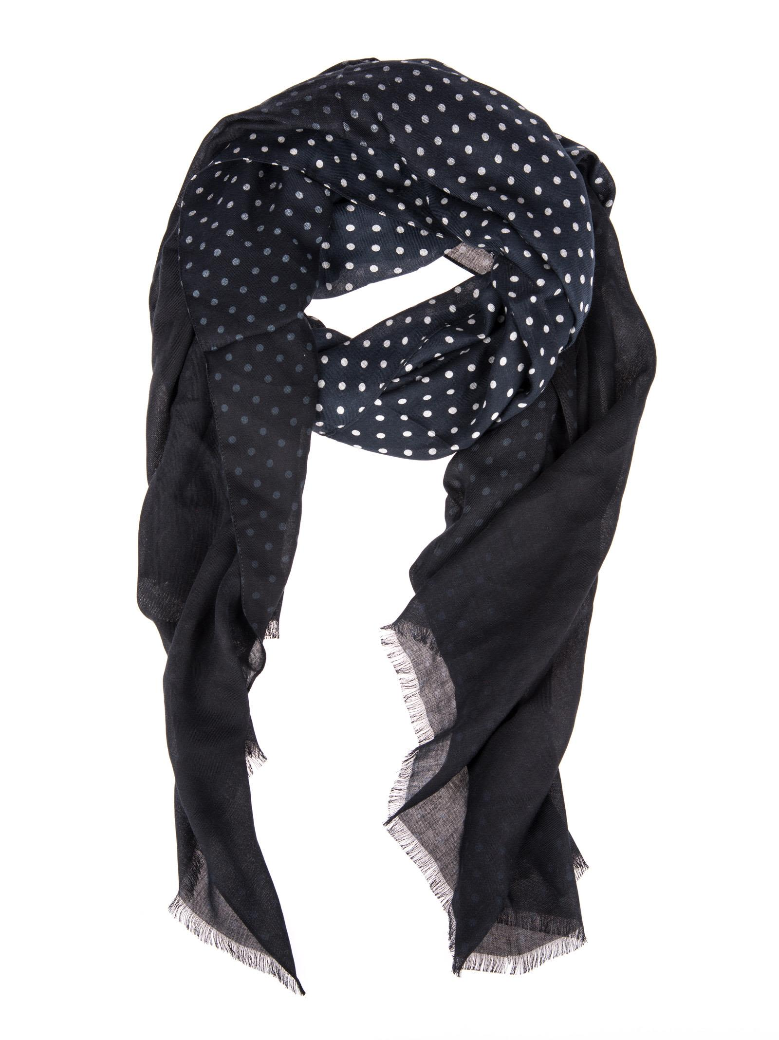 Altea Dot Print Scarf