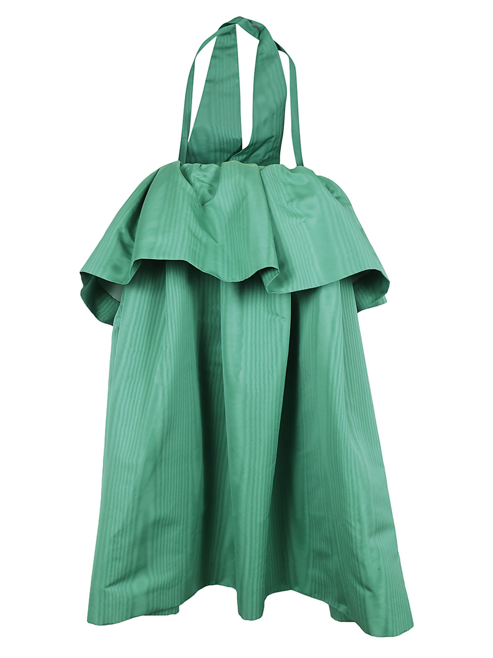 MSGM Ruffled Dress