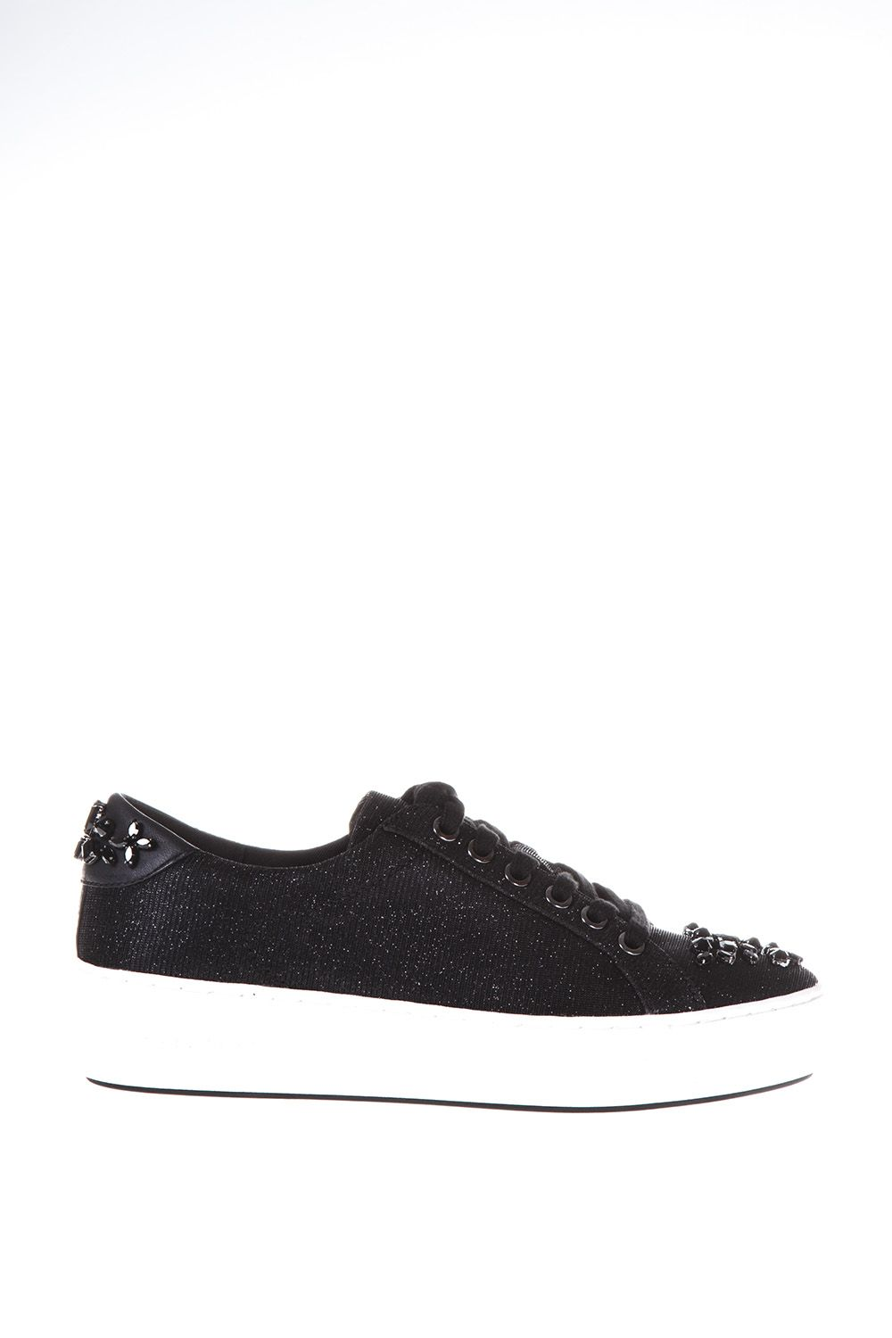MICHAEL Michael Kors Embroidered Poppy Sneakers
