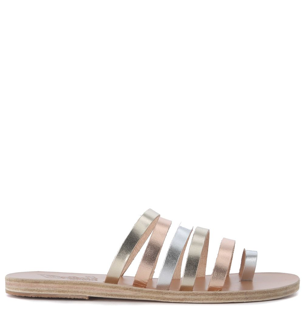 Ancient Greek Sandals Niki Multi Strap Leather Sandals