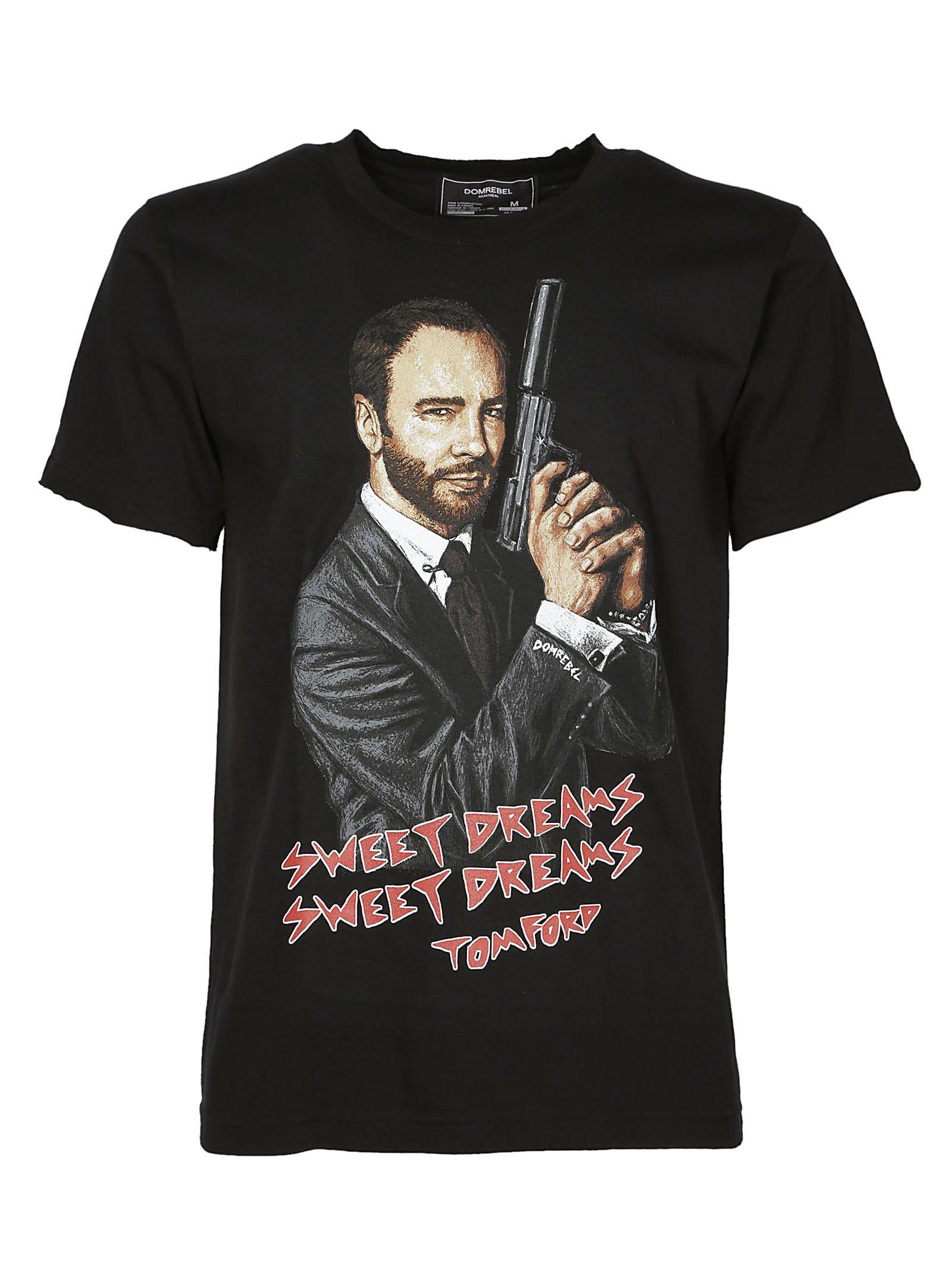 Domrebel Sweet Dreams T-shirt