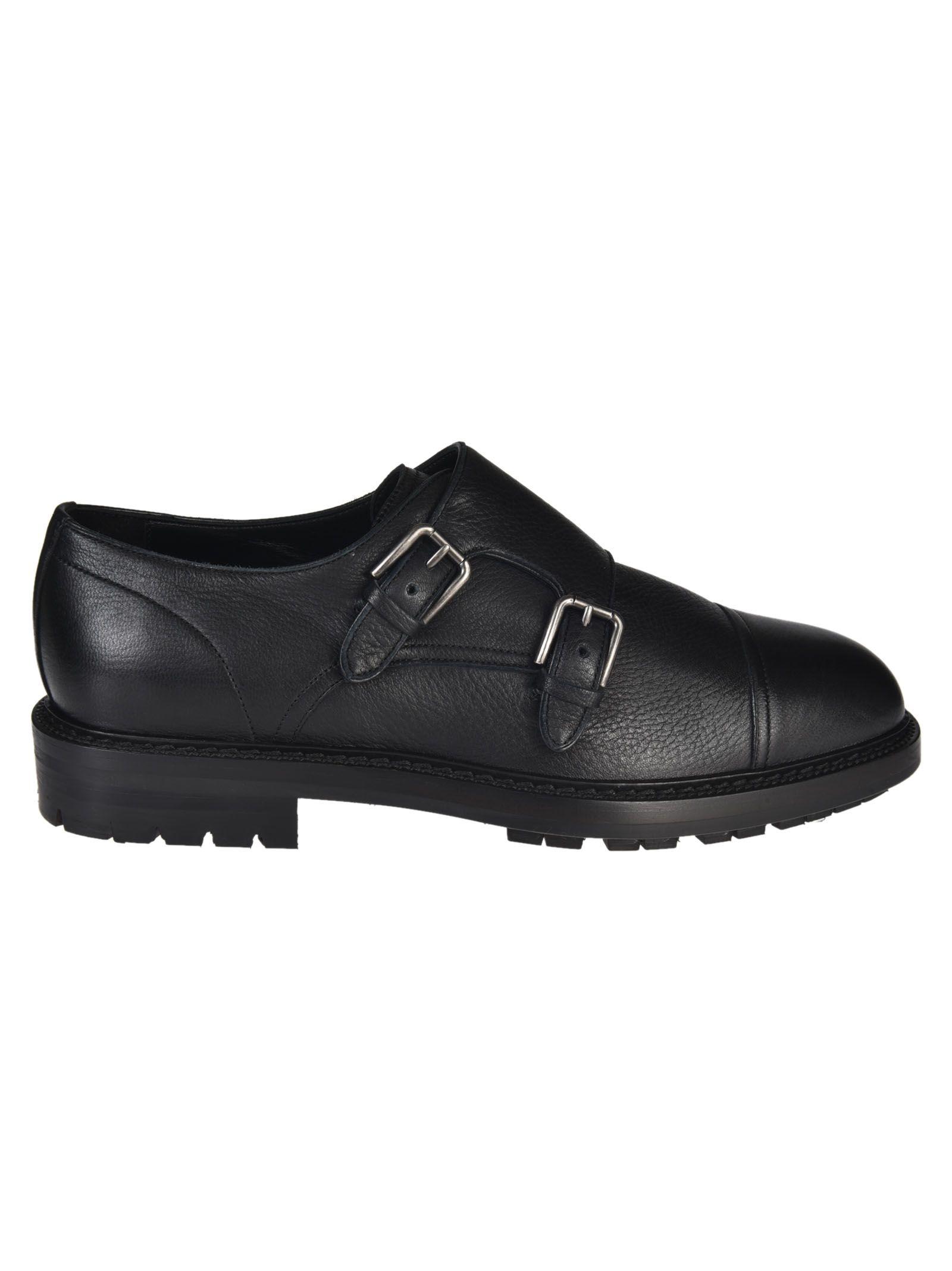 Dolce & Gabbana Classic Monk Shoes