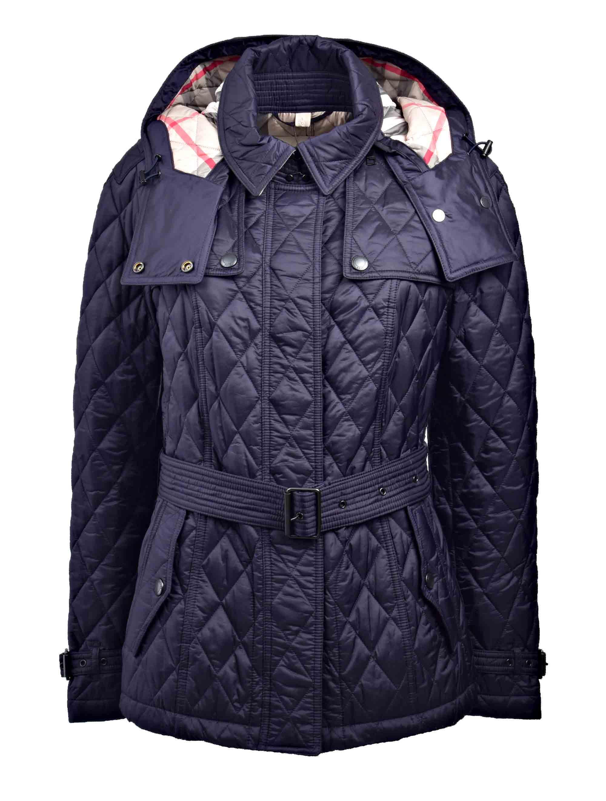 Burberry Shortsfinsbridge Jacket