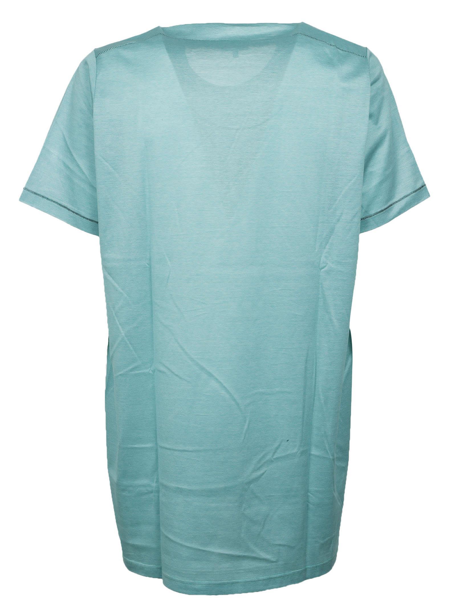 Lanvin Printed Long T-shirt