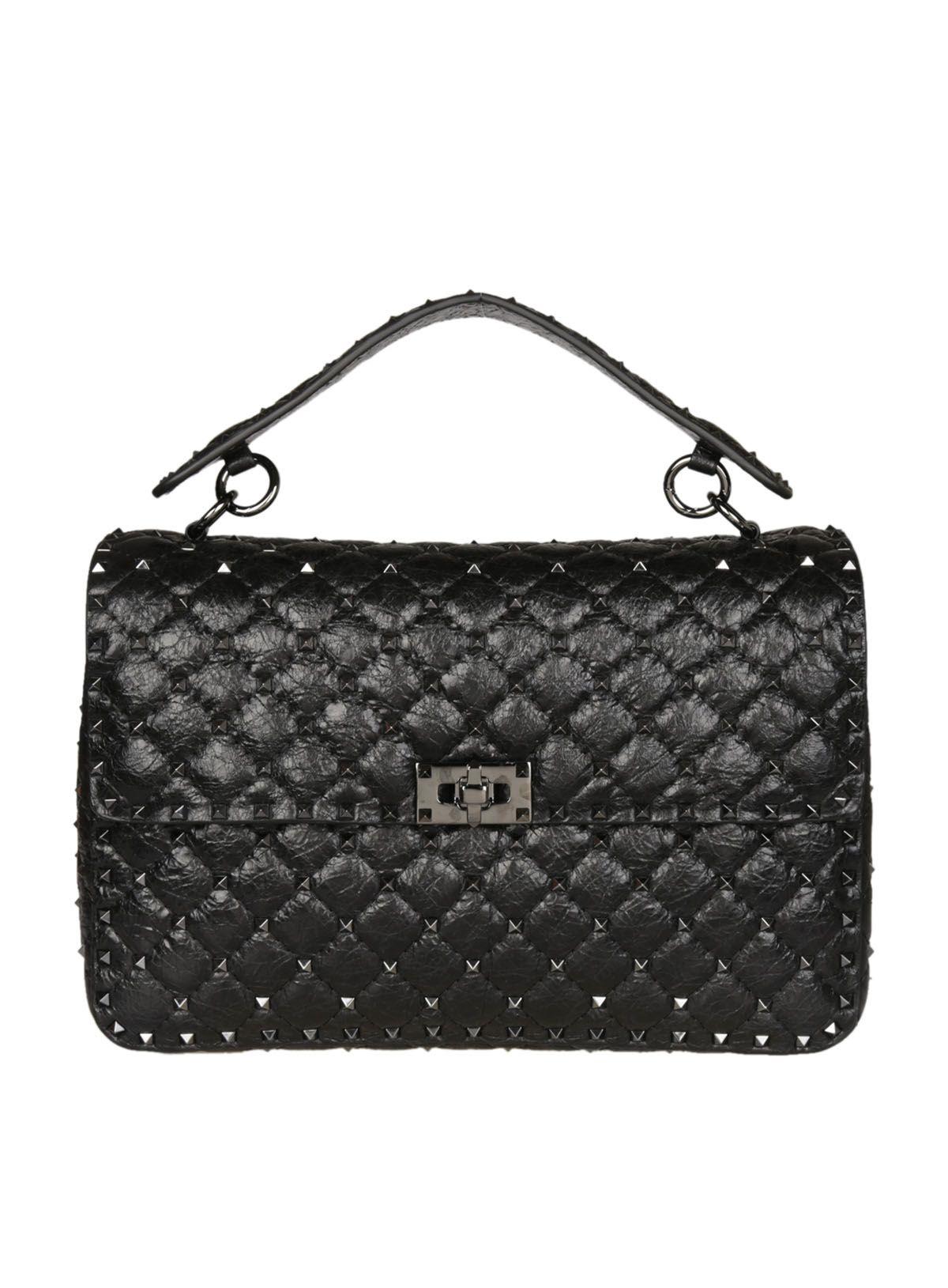 Valentino Valentino Rockstud Spike Shoulder Bag