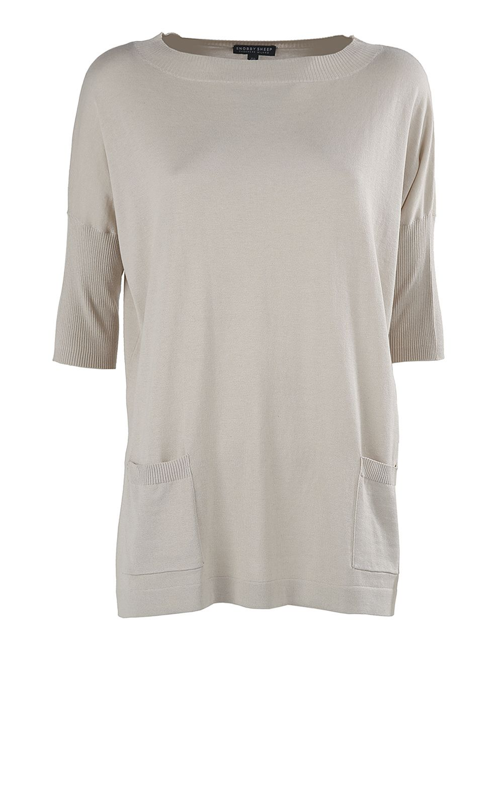 Snobby Sheep Silk-blend Sweater