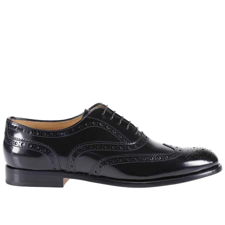 Oxford Shoes Shoes Women Churchs