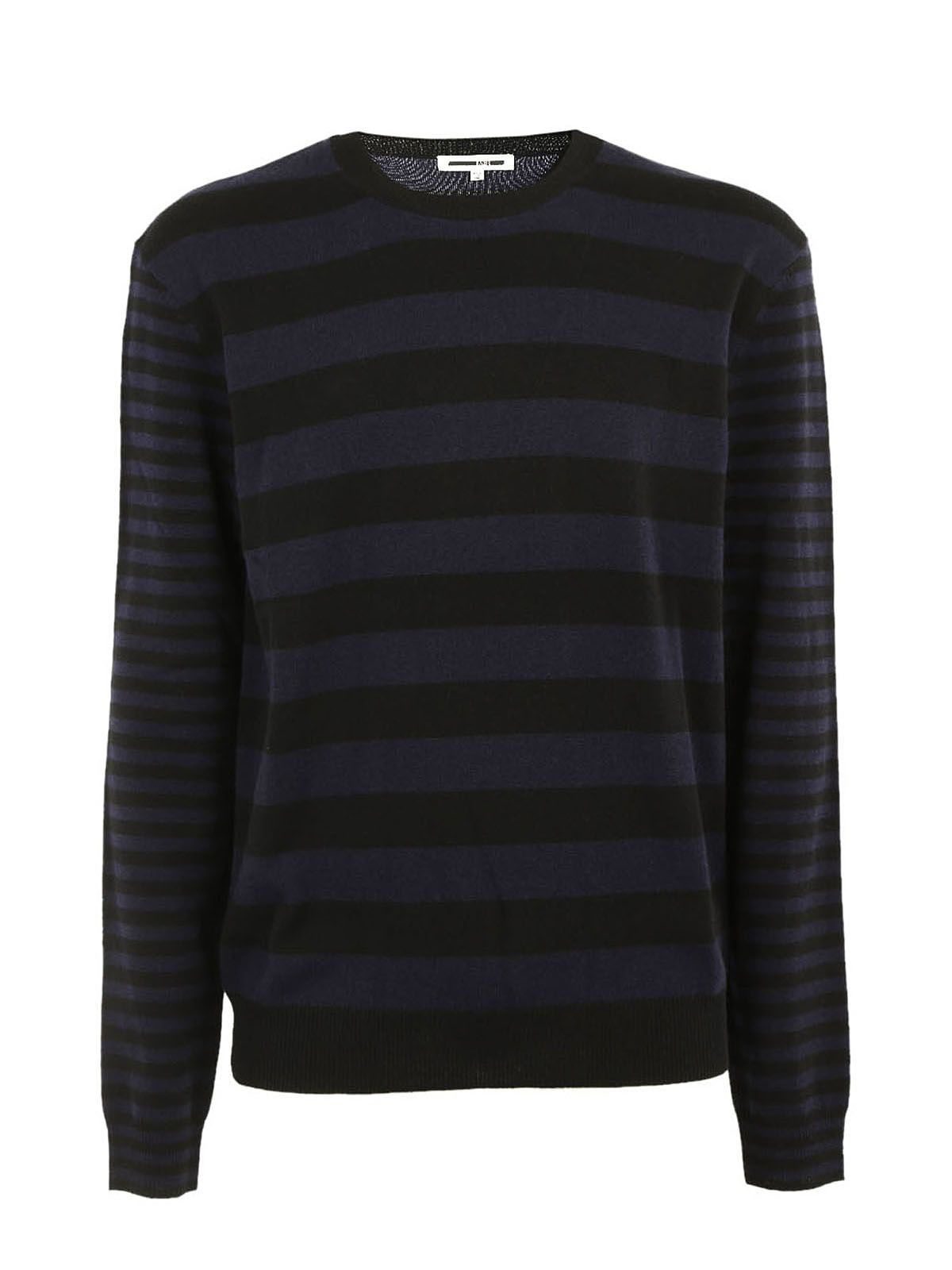 Mcq Alexander Mcqueen Horizontal Stripe Sweater