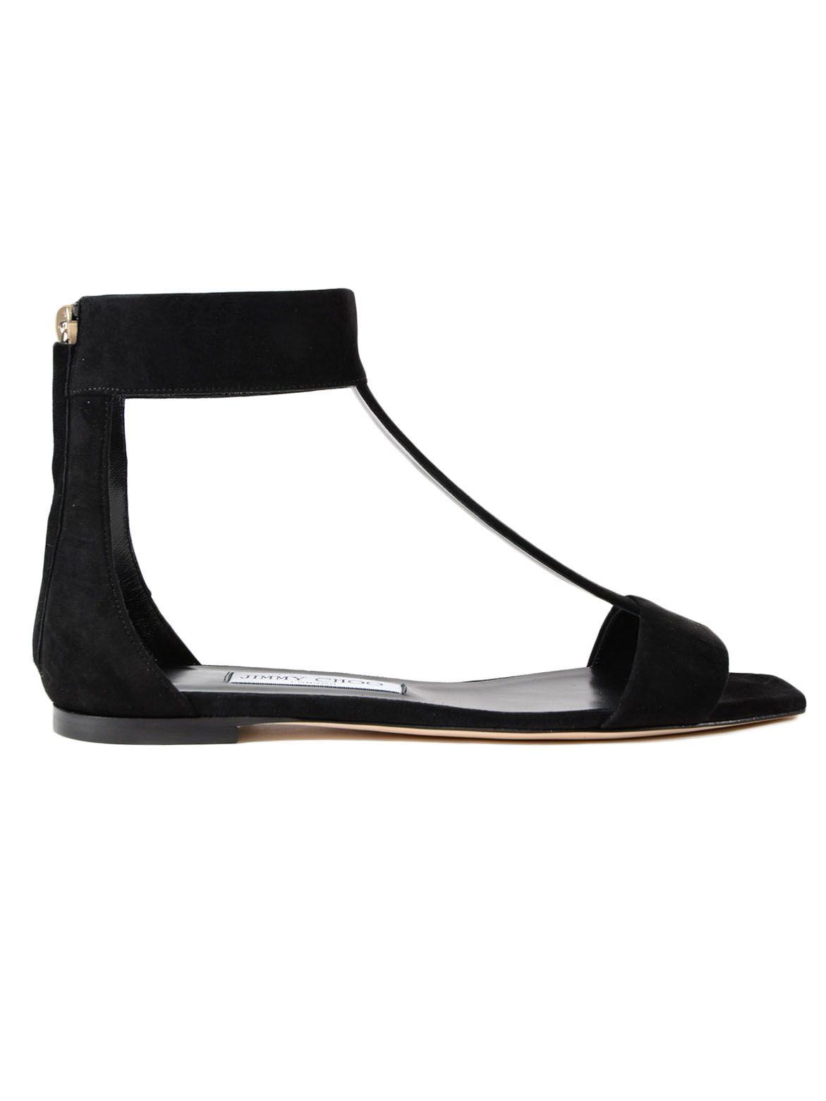 Jimmy Choo Flat Sandal