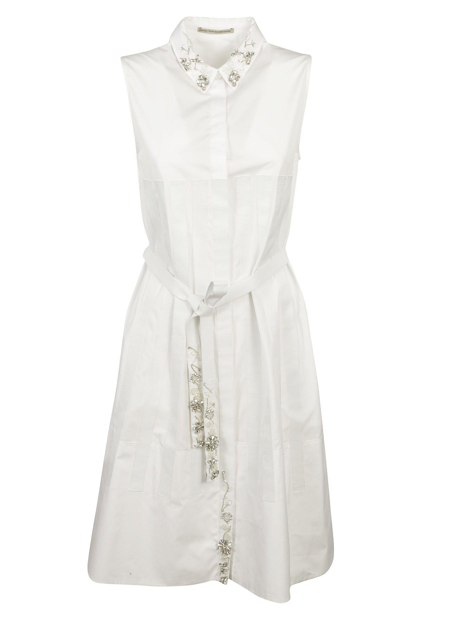 Ermanno Scervino Sleeveless Dress