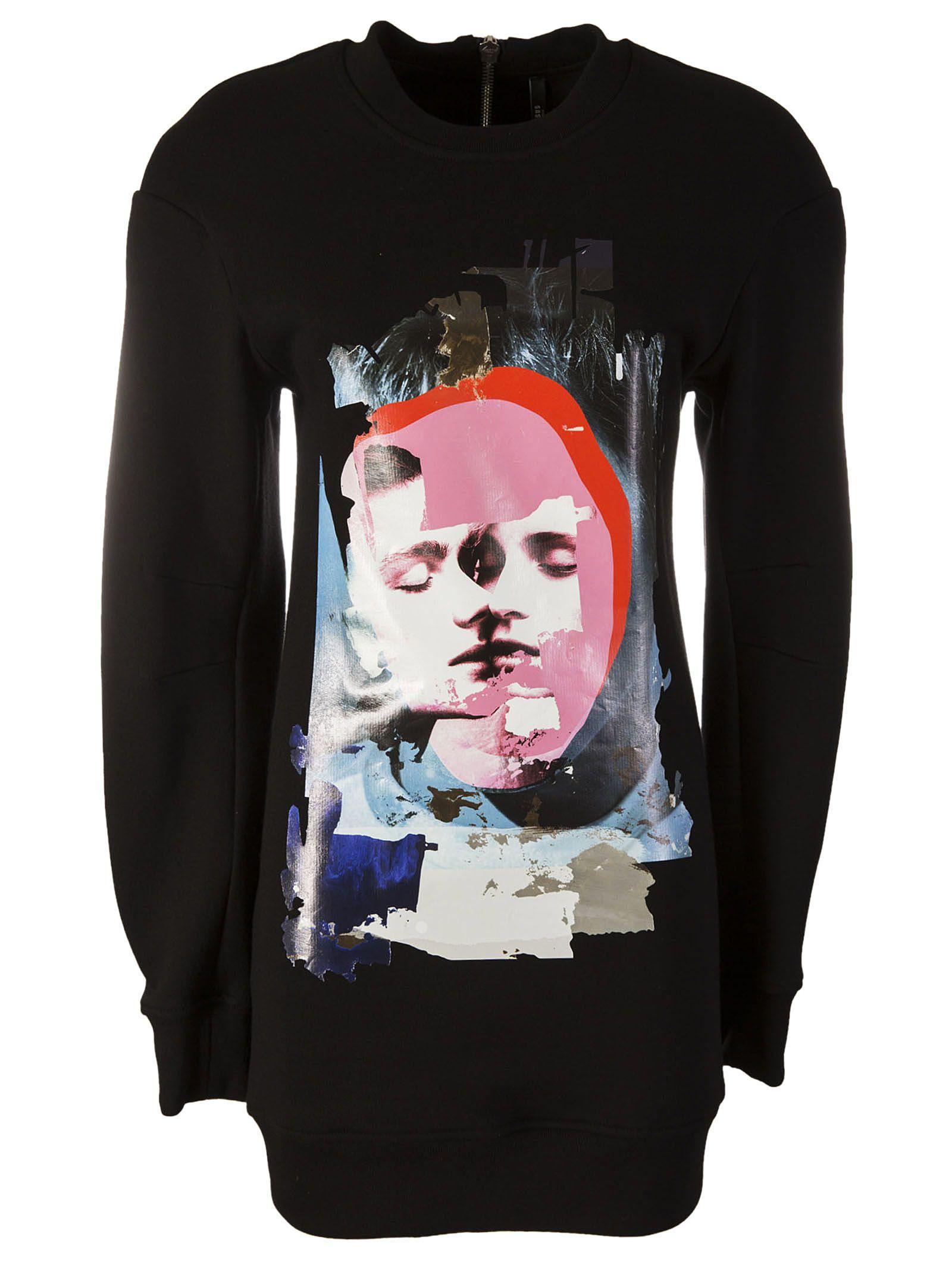 Versus Bruce Kiss Sweatshirt