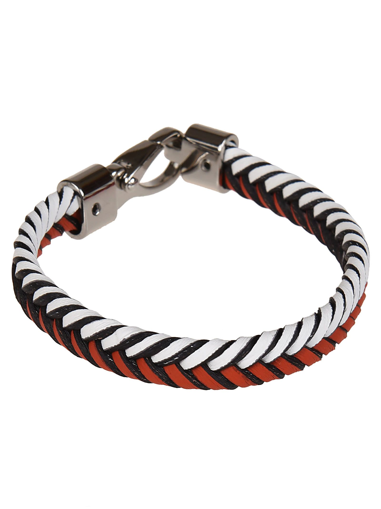 Tods Braided Wrap Bracelet
