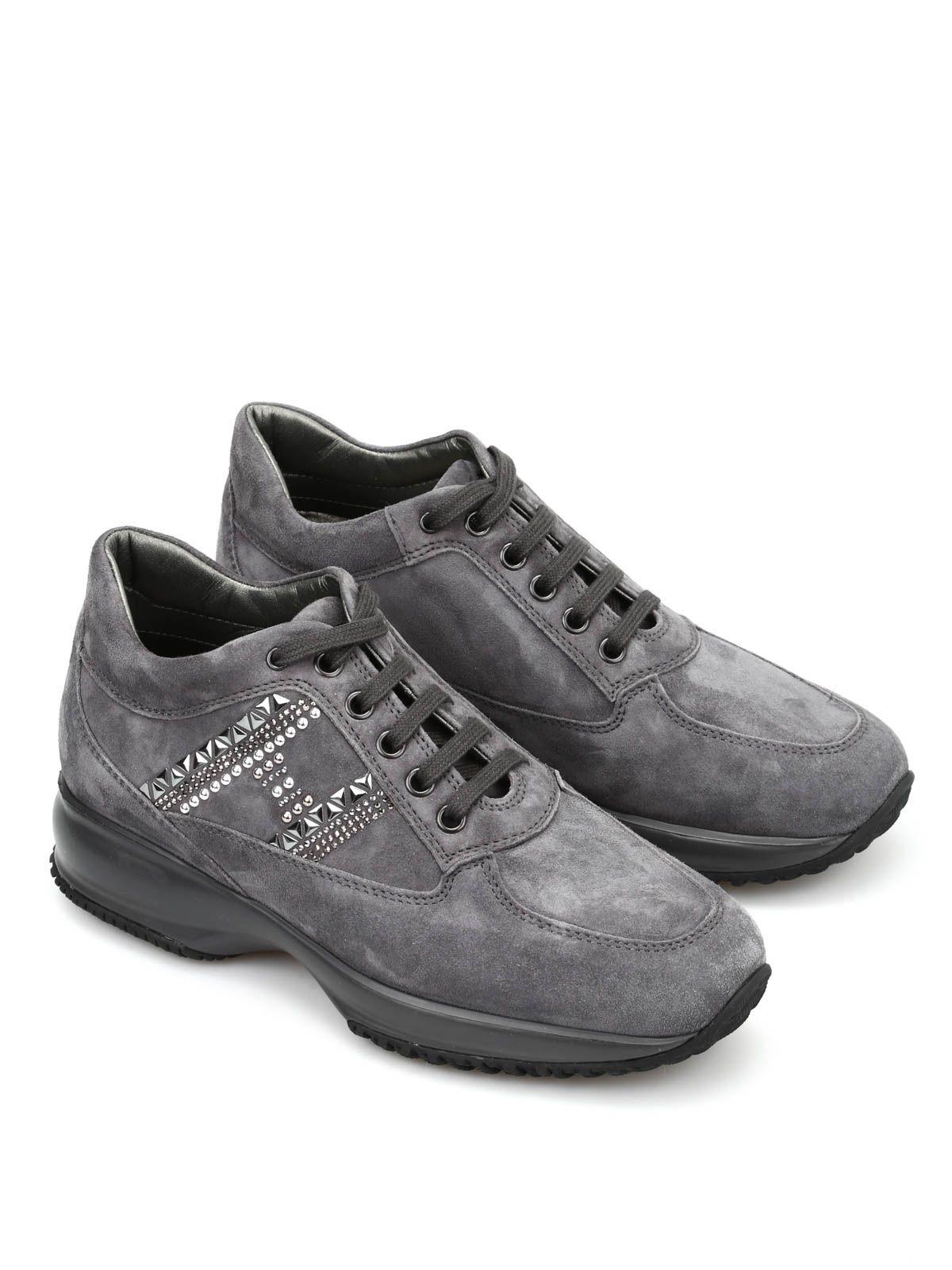 Hogan Studs Interactive Sneakers