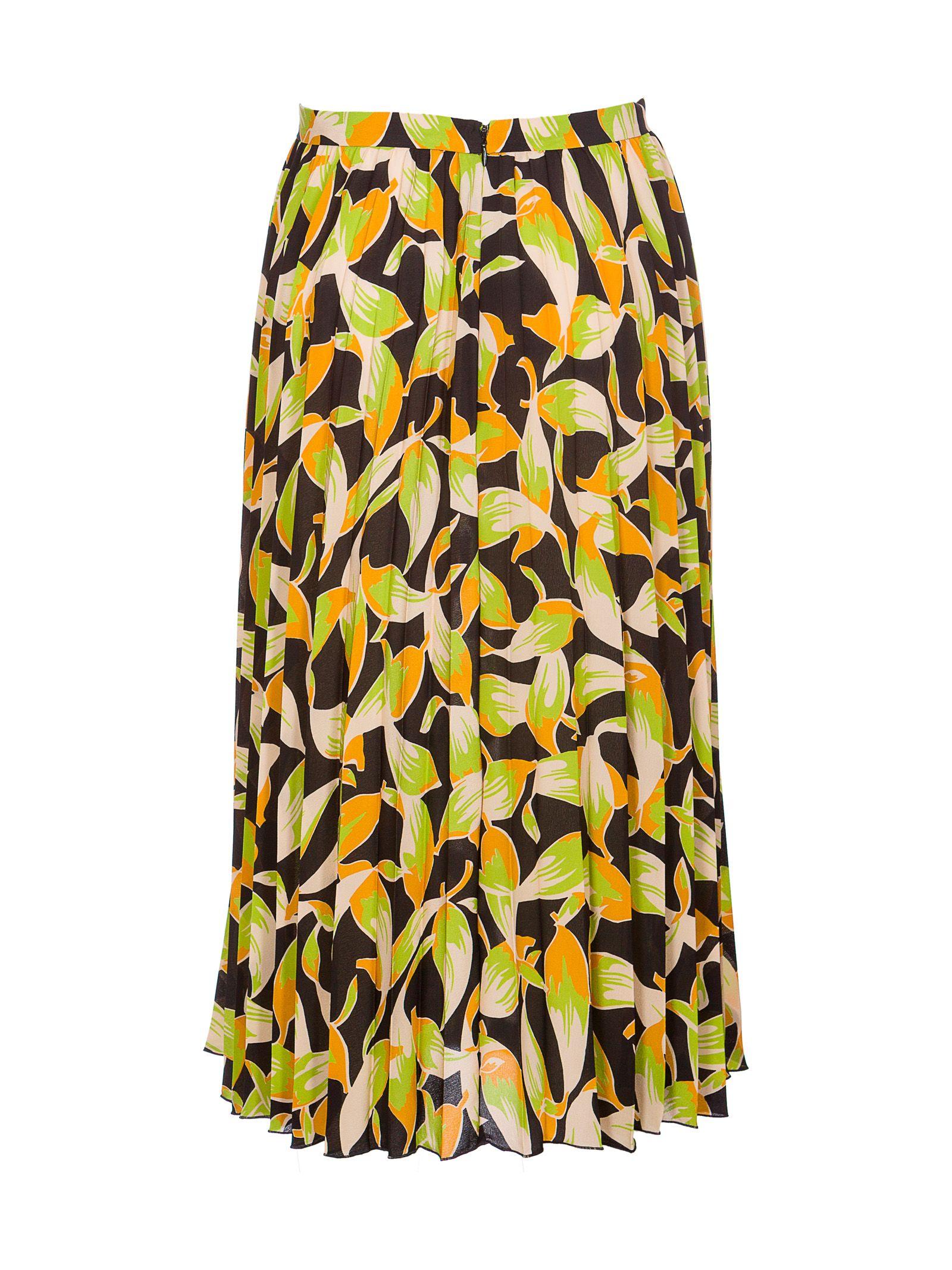 N.21 No21 Printed Skirt