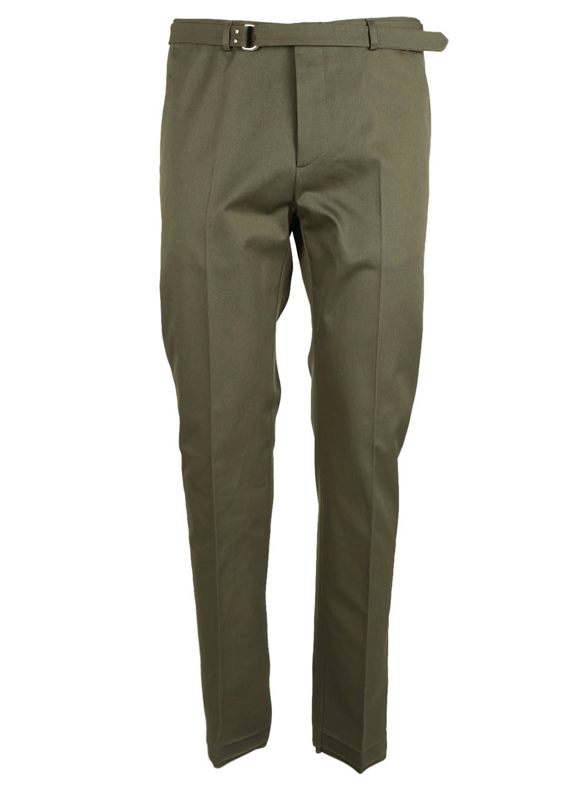 Valentino Valentino Belted Trousers