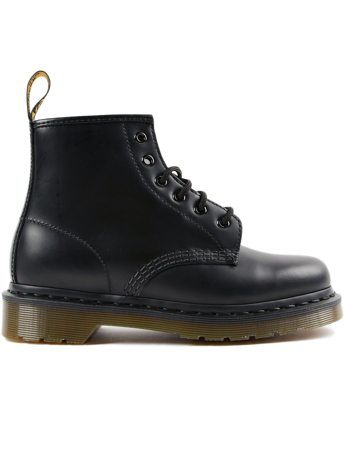 Dr. Martens 101 Smooth Lace-up Boots