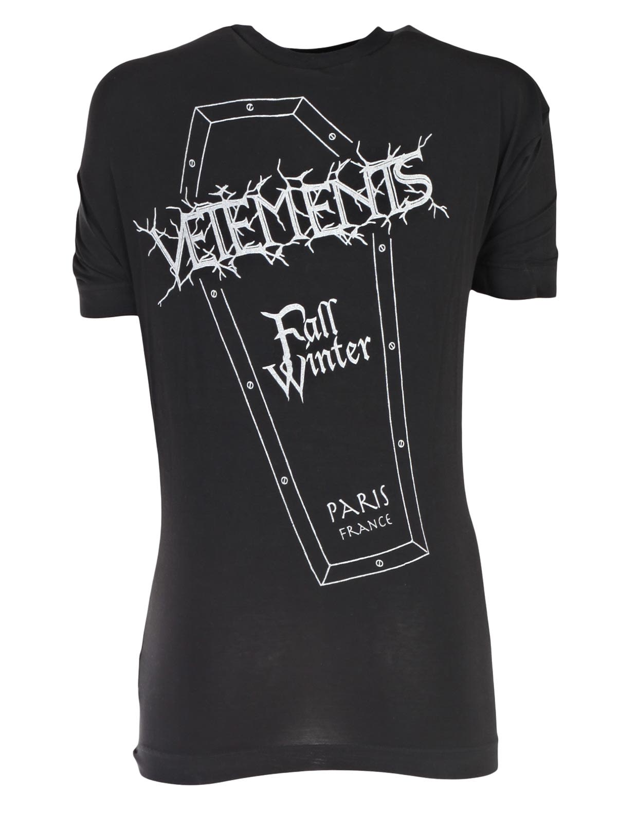 VETEMENTS Short Sleeve T-Shirt