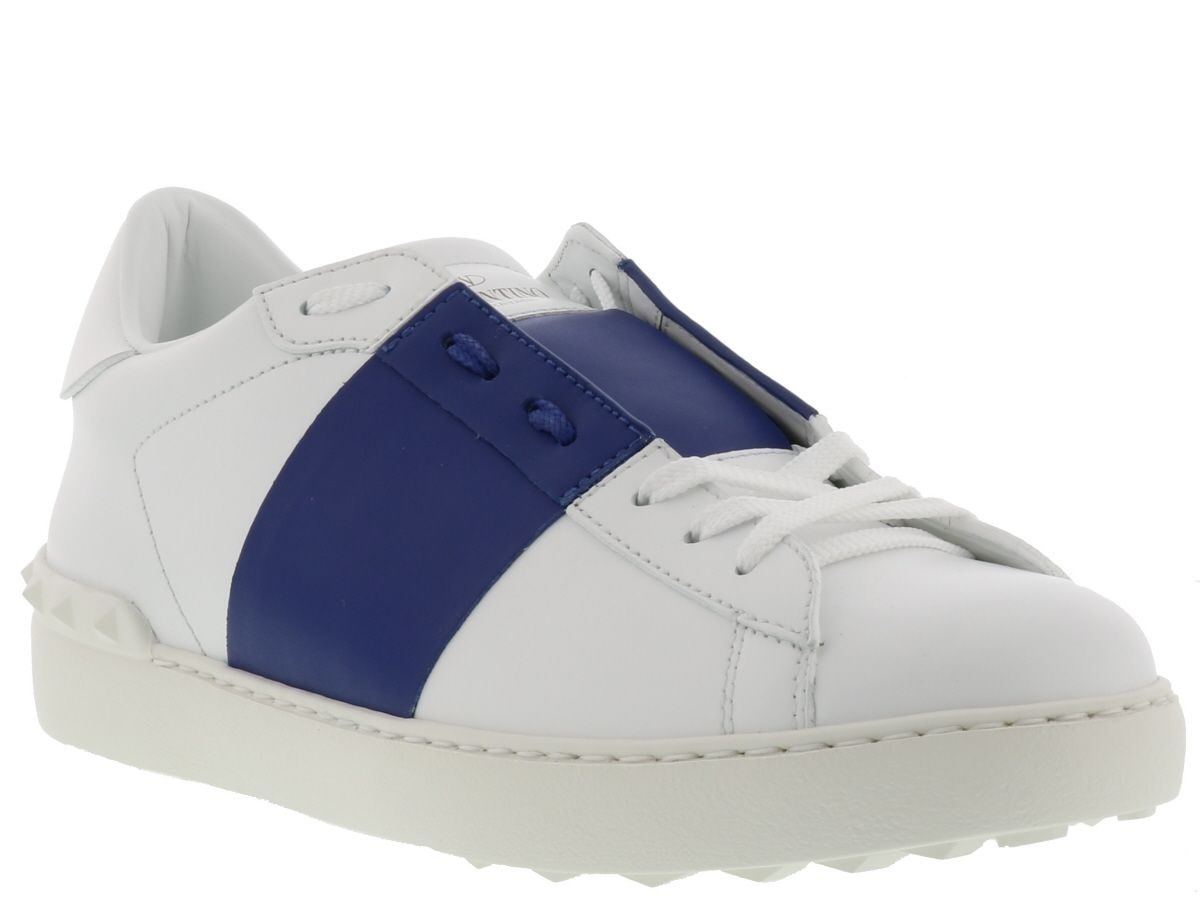 Valentino Leathers OPEN SNEAKER