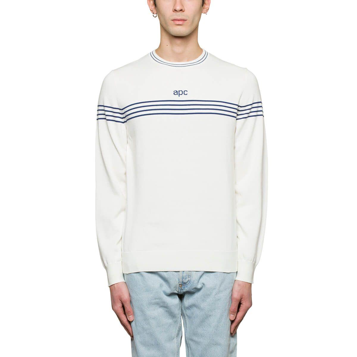 A.P.C. Branding Sweater