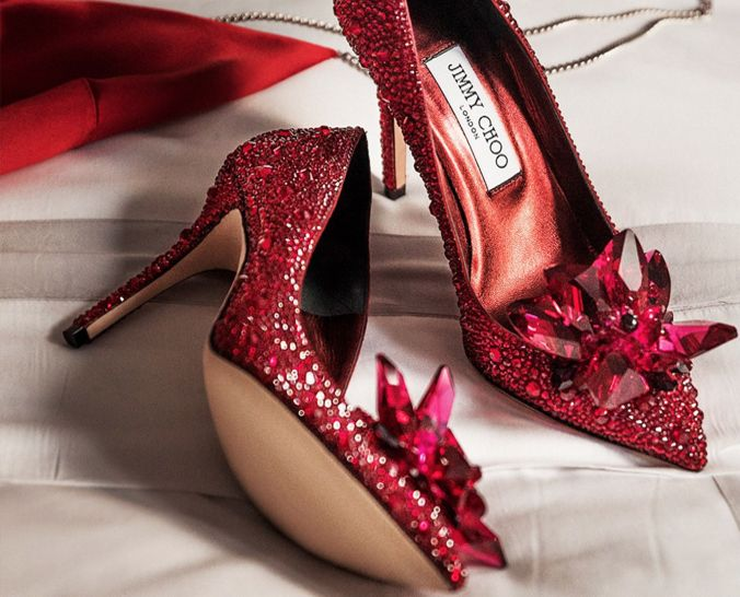 Jimmy Choo Woman Fall Winter 2018-19