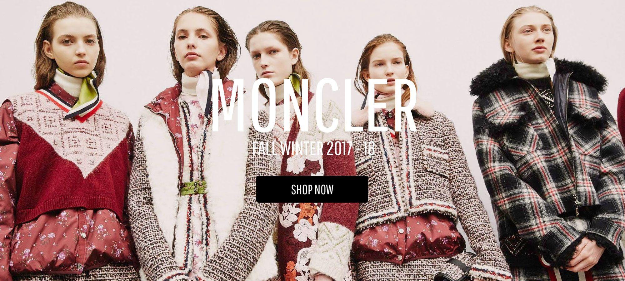 Moncler Women - Fall Winter 2017