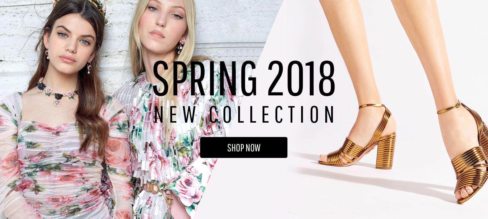 Women New Arrivals - Spring Summer 2018