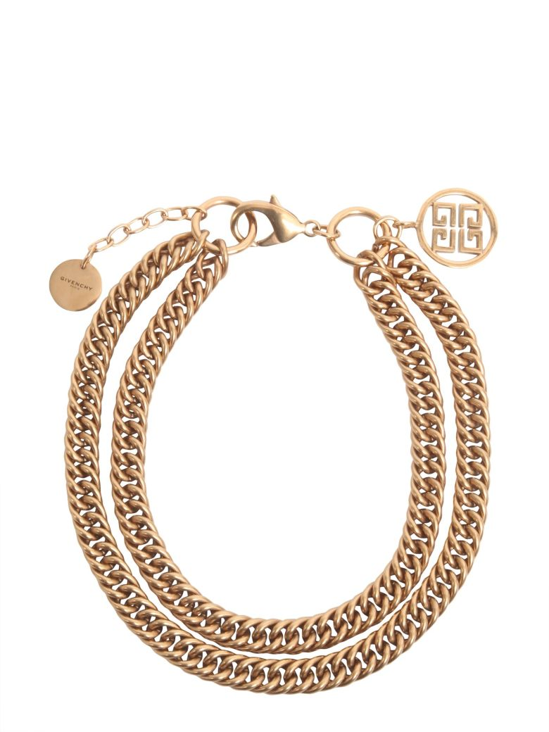 Chains Necklace in Gold