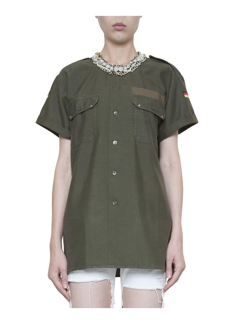 Forte Couture HONOUR COTTON SHIRT