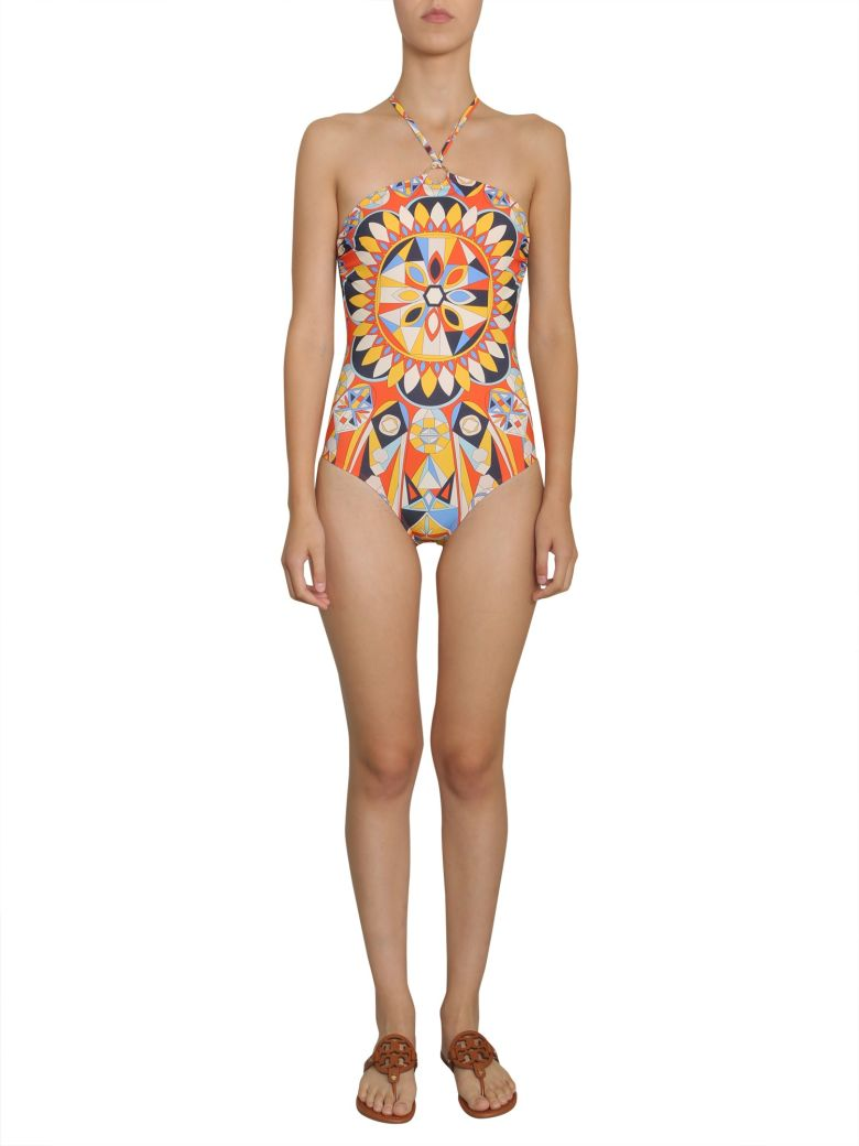 ad8bc5918d132 Tory Burch One-Piece Swimsuit In Multicolour