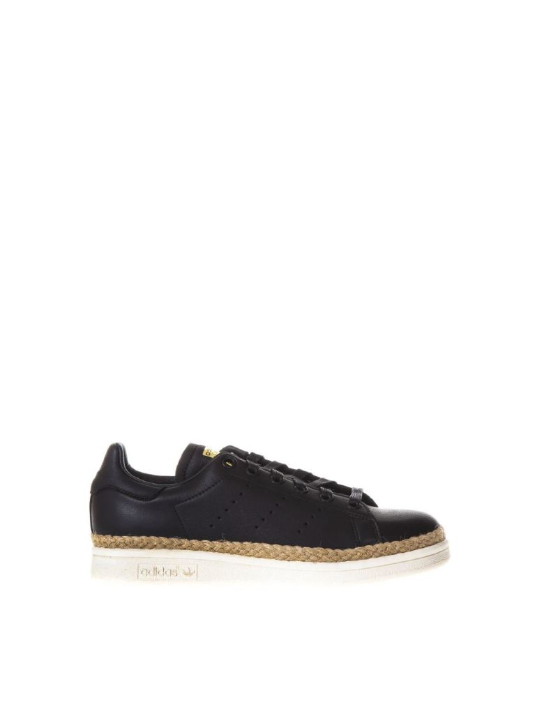 STAN SMITH NEW BOLD BLACK SNEAKERS