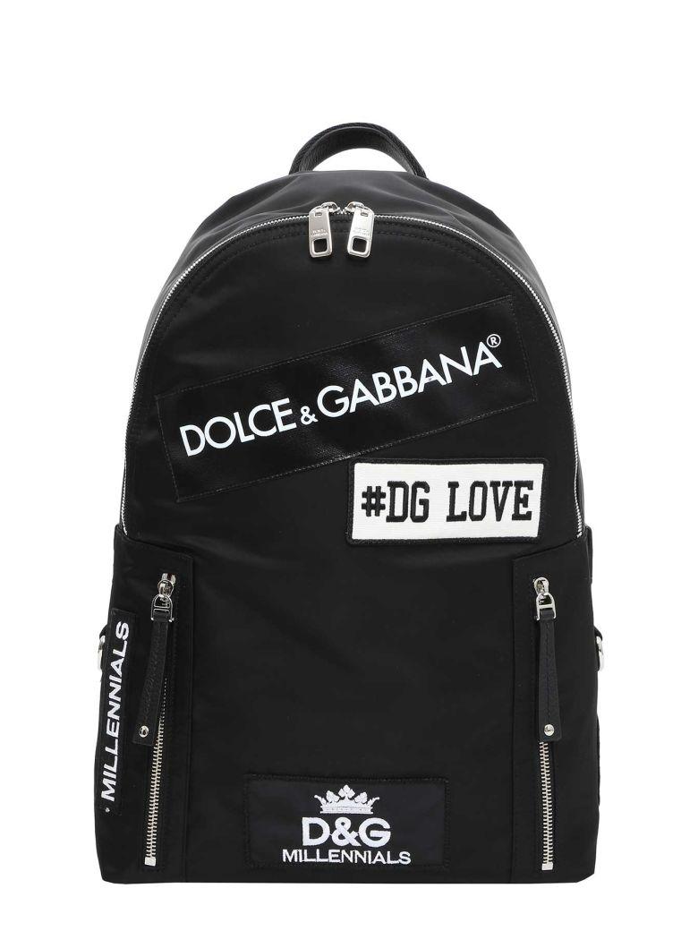 Dolce & Gabbana Canvases MILLENNIALS BACKPACK